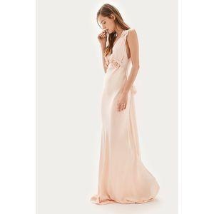 💋TOPSHOP BRIDE Embroider Appliqué Bridal Dress💋